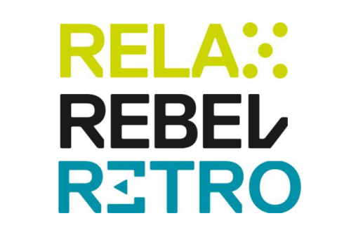 relax rebel retro